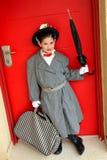 Маленькая Mary Poppins Стоковые Фото