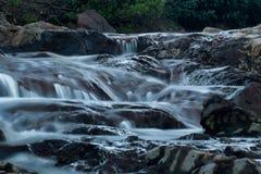 маленькие водопады Стоковые Изображения