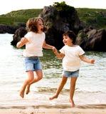 Маленькие девочки Стоковые Фото