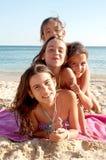 Маленькие девочки стоковые изображения