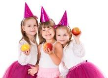Маленькие девочки Стоковая Фотография