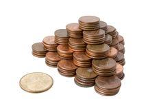 Маленькие сбережения. стоковые изображения rf