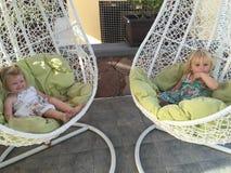 Маленькие ladys Стоковое фото RF