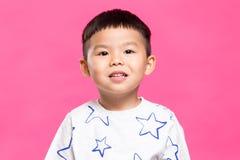 Маленький азиатский ребенк Стоковые Фото