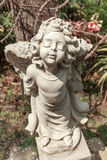 Маленький ангел купидона Стоковое фото RF