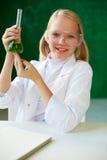 Маленький исследователь Стоковая Фотография RF
