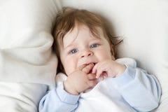 Маленький младенец Стоковые Изображения RF