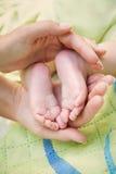 Маленький младенец стоковое изображение