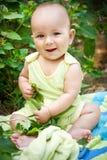 Маленький младенец стоковая фотография