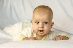 Маленький младенец Стоковые Изображения