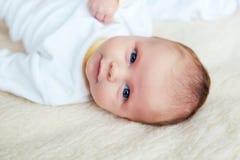 Маленький младенец стоковые фотографии rf
