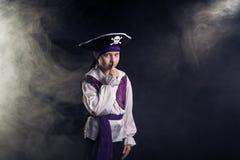 маленький пират Стоковые Фото
