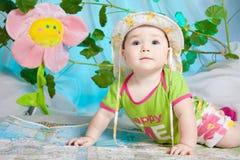 Маленький путешественник Стоковые Фото