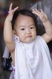 Маленький ребёнок хочет станцевать Стоковое Изображение RF