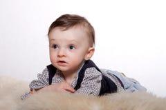 Маленький ребёнок Стоковое Фото