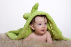 Маленький ребёнок Стоковая Фотография