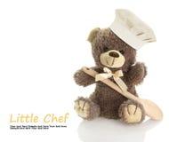 Маленький шеф-повар стоковые изображения rf