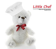 Маленький шеф-повар стоковые изображения