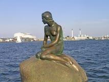 маленький mermaid Стоковая Фотография RF