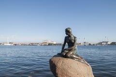 маленький mermaid Стоковое фото RF