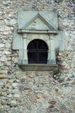 Малое богато украшенное окно Стоковая Фотография