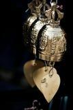 Малое золото колокола Стоковое Фото