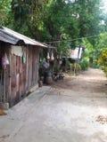 малое дома старое Стоковые Изображения RF