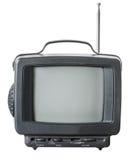 Малое передвижное телевидение стоковая фотография
