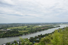 Малое река но настолько очень важный к жить Стоковые Изображения RF