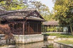 Малое спрятанное здание сада легендарное Стоковые Изображения