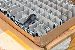 Малое хранение диктора, внутри коробки Стоковая Фотография RF