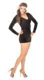 Малое черное платье Стоковые Фотографии RF