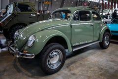 Малолитражный автомобиль Volkswagen Beetle, 1973 Стоковое Изображение RF