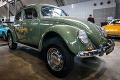 Малолитражный автомобиль Volkswagen Beetle, 1973 Стоковые Изображения