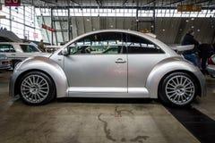 Малолитражный автомобиль Volkswagen Beetle RSI, 2002 Стоковая Фотография