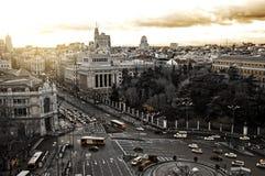 Мадрид, Испания Стоковая Фотография