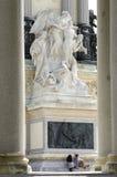 Мадрид, памятник к свободе Стоковые Фотографии RF