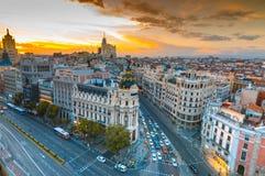 Мадрид Стоковое Фото