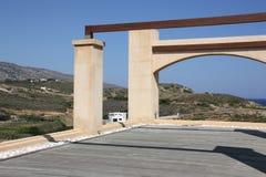 Малые архитектурноакустические формы Стоковое Изображение RF