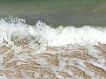 Малые волны Стоковое фото RF