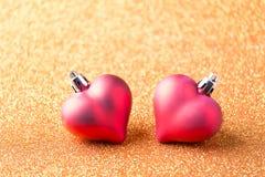 Малые декоративные игрушки Стоковое Фото