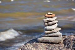 Малые камушки Стоковые Фото