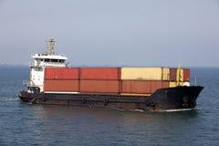 Корабли контейнера стоковая фотография rf