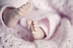 Малые ноги Стоковая Фотография RF
