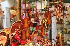 Малые скрипки Стоковое Фото
