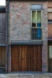 Малые традиционные дома в Италии Стоковые Фото