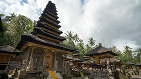 Малый висок в Бали Стоковое Изображение RF