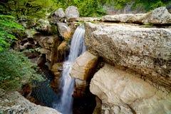 малый водопад Стоковые Фотографии RF
