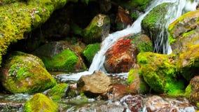 малый водопад видеоматериал