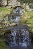 малый водопад Стоковое Изображение